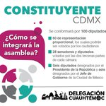 Conoce más del proceso en el que elegirás a los integrantes de la #AsambleaConstituyente de la CDMX este 5 de junio https://t.co/3JvIkfQQ5Z