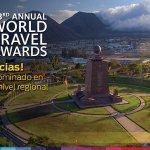 !Tu voto es importante! Apoya a Ecuador en sus diferentes nominaciones a los #WTA2016 ➡ https://t.co/zT90PEhteB https://t.co/U0NLUC8H1b