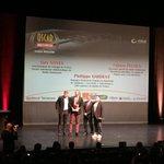 Yoann #Maestri était à lhonneur ce soir en recevant un Oscar @midi_olympique au Casino Barrière de Toulouse :-) https://t.co/Ommpdcfulq