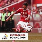 .@Jonas_Gol eleito o Futebolista do Ano pela Associação dos Jornalistas de Desporto! #EPluribusUnum https://t.co/6awbQHgK3e