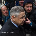 Sheldon Silver, the ex-New York Assembly speaker, has been sentenced to 12 years in prison https://t.co/le5gccU5w7 https://t.co/0Zve77Eiax