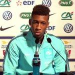 - Kingsley une reaction sur lelimination du Bayern ? - Cest la faute du PSG https://t.co/p3LFEnVtuR