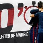 95 | 2-1 | ¡¡¡FINAL!!! ¡¡¡¡ESTAMOS EN MILÁN!!!! ¡¡Que grande es este equipo!! ¡VAMOS! #FCBAtleti #UCL #AúpaAtleti https://t.co/4Fp1xTeOPe