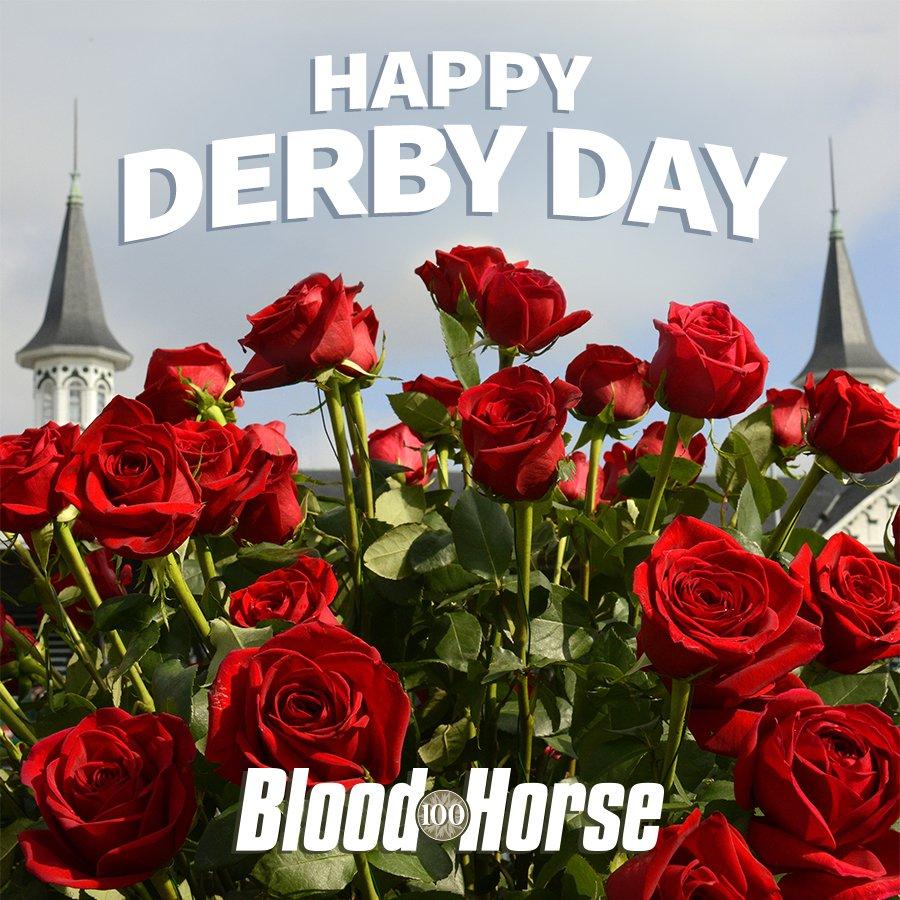 Happy Kentucky Derby Day! https://t.co/879hWpfsB8