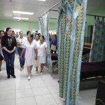En nombre del Gobierno de @JuanOrlandoH inauguramos moderno Policlínico en Nacaome, que beneficiará a los pobladores https://t.co/mDUWTTI0Ir