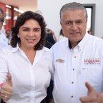 Acompañando a @EnriqueSerranoE que estoy segura será el próximo gobernador de #Chihuahua. https://t.co/GyDdJg0MMF