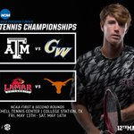 The Aggies will begin their journey to Tulsa at the Mitchell Tennis Center #12thMan https://t.co/01EX5PBdq8