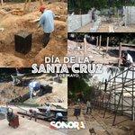 Mi reconocimiento a la labor de nuestros albañiles quienes son parte fundamental de la reconstrucción de Sonora. https://t.co/pDchZHIZ9N
