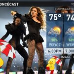 Ive updated my Beyoncécast to feature her new back-up dancers. #PuddleDucky #GetInFormation @WFMY #ncwx https://t.co/4VpyZtHiWZ