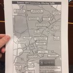 Summer 2016 construction in #ChapelHill map. Follow #CHTraffic for info from @chapelhillgov https://t.co/gRm5BF5piL