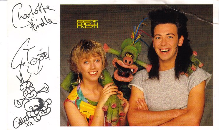 @gracedent 30 years ago today #GetFresh 1st appeared on telly. #ITV #Citv https://t.co/4XiCv8pizN