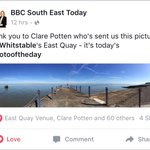 @BBCSouthToday Thank you for making us #photooftheday We are very lucky to have such a beautiful view in #Whitstable https://t.co/Vdf5F9HPjX