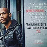 We meant what we said. We are supporting Bernie Sanders and ONLY Bernie Sanders. #BernieOrBust #NeverHillary https://t.co/Jlw4xXrc8W