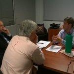 Ahora en cámara reunión de trabajo con Luis Flores y Fernando Acosta del Colegio Médicos Misiones . https://t.co/Cva9ExUqd6