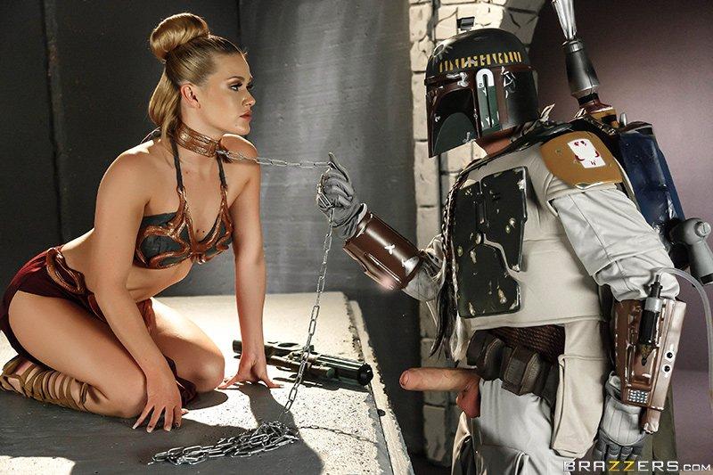 Boba Fuck: Intergalactic Booty Hunter #MayThe4thBeWithYou #cummingsoon 8Iksvy4RNY