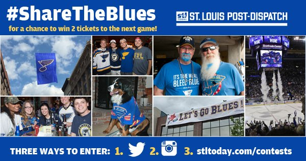 Want to win tix? #ShareTheBlues to win! https://t.co/r72WrFhz7u #LGB https://t.co/HUPhdqCSS0