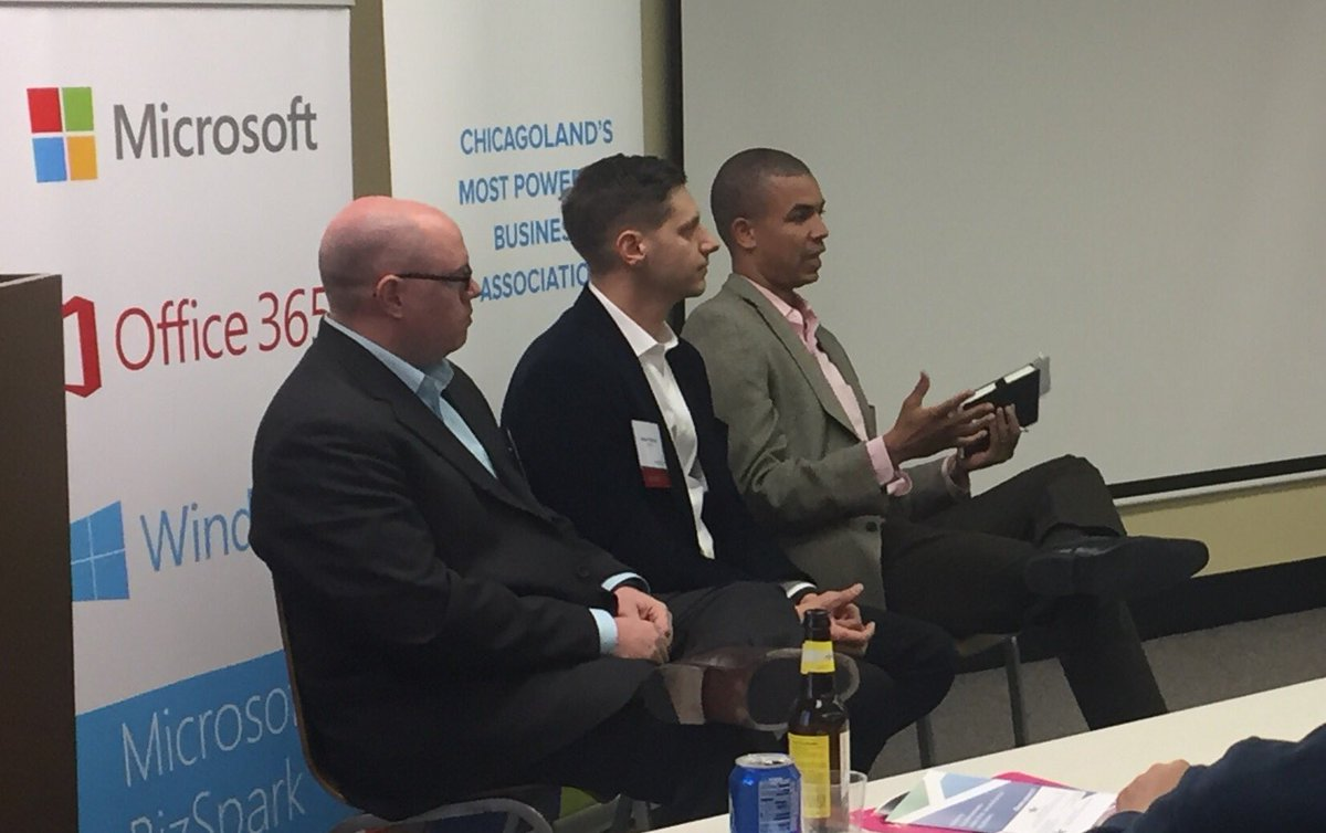 Thanks to our panelists @VascoTheThird @javolmut @steadfastnet for sharing #cybersecurity insights #ProtectYourBiz https://t.co/L7CBUQPMGF