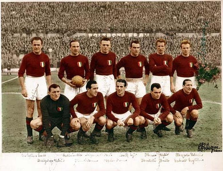 1934 fifa world cup: italy defeated czechoslovakia 2-1
