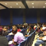 Great attendance at tonights Real Talk event #realtalk_nc https://t.co/WTrWGHQHpR