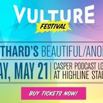 Grab your tickets for @ChrisGethards #VultureFestival podcast at @HighlineStages in #NYC: https://t.co/gN2BtGveZ2 https://t.co/cykA67k35e