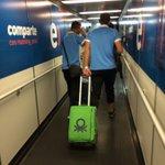 El equipo ya aterrizó en Iquique https://t.co/PEajart9WM
