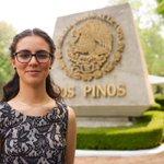 Fue un honor recibirte esta tarde, Olga. Eres un orgullo y una gran promesa para México. Mucho éxito. https://t.co/3ZO1KFuW2H