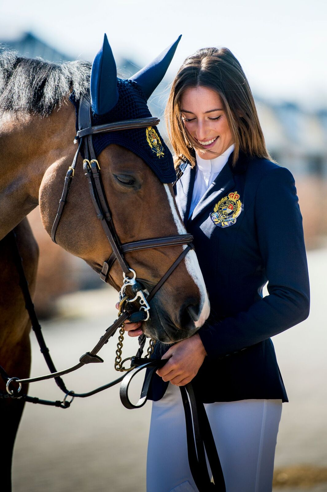 Wishing new #Polo brand ambassador Jessica Springsteen the best of luck in Hamburg tomorrow https://t.co/D0h6nrDFQj