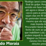 #FernandoMorais escancarando o + novo capítulo do golpe! #OcupaSenado @ptrenatosimoes @PTnoSenado @ptbrasil @xicosa https://t.co/MRGBcPp6GE