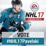 RT! Drop the remote and VOTE #NHL17Pavelski to be on the cover of NHL 17 https://t.co/iX8iEMEt2f https://t.co/ve0P4dnwDr
