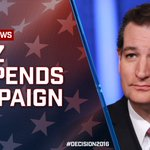 BREAKING: Senator Ted Cruz ends presidential campaign - NBC News » https://t.co/eEeDuU0zcv https://t.co/gcC040fdTT
