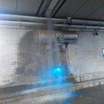 """Sabroso es decir desde Bogotá que: """"lo ocurrido en el túnel, fue producto del alcantarillado de Crespo"""" !Cinismo! https://t.co/BiRpBv1b7w"""