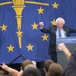 Bernie Sanders defeats Hillary Clinton in Indiana's Democratic primary. https://t.co/iBsvUIIfum