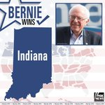 BREAKING NEWS: Fox News projects @BernieSanders is the winner of the Indiana Democratic Primary. #IndianaPrimary https://t.co/2wGQyAHugK