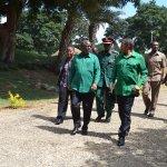 Kikao cha Kamati Kuu ya CCM jana, Dodoma pamoja na Mhe Rais Dkt Magufuli, Makamu wa Rais & Waziri Mkuu. #SasaKaziTu https://t.co/ddsNQIbpu7