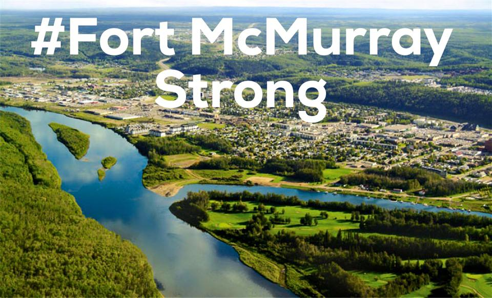 A reminder to those effected by the fires in #ymm that as Albertan's our thoughts are with the community @Kirby_pk https://t.co/A3KYuQUqph
