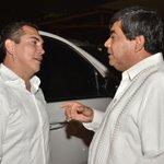 Un gusto saludar a José Manuel Piña Gutiérrez, rector de la Universidad Juárez Autónoma de Tabasco. https://t.co/KsGxA7G6MD
