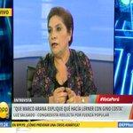 """""""Que Marco Arana explique qué hacía Lerner con Gino Costa"""", @LuzSalgado_R en @ConexionRPP @RPPNoticias #VotaPerú https://t.co/DZC46Zkge3"""