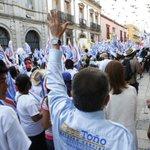 Con gran entusiasmo y valentía, lucharemos por brindar a #Oaxaca oportunidades y prosperidad. https://t.co/QyFbJjrDdN