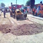 Inicia pavimentación @DrRamonEnriquez de calle Uxmal Huizache1, de esta manera atenderemos a la ciudadania:JREH https://t.co/pN9sKXkRT9