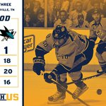 Weber and Neal put the #Preds ahead in this one at the end of 40. #SJSvsNSH https://t.co/I3tJS8cEqN