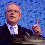 The Treasurer delivers his post-budget Press Club Address #auspol #budget2016 https://t.co/r5VXw3Q50R
