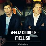 ¡¡Feliz Cumple Mellis!!  🎂 💙💛 https://t.co/gzTMX03vIp