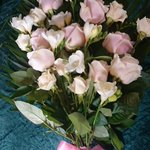 #LincsConnect pretty rose and freesia bouquet https://t.co/7HJnJTjjLg https://t.co/SOUdXuAYOz