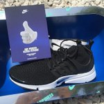 We got our hands on the Nike Air Presto Ultra Flyknit and unboxed it on Periscope and Facebook Live. Catch the vide… https://t.co/3KcWdrOpkX