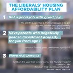 LNP housing plan. OMG #inditalks #indivotes #auspol https://t.co/UlH0YUXn8s