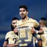 Con goles de Herrera y Sosa, Pumas venció 2-0 (2-1 global) a Táchira en CU y accedió a Cuartos de Libertadores https://t.co/djBr1ji35Q