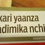#MWANANCHI Wakati wafanyabiashara wakiendelea kupuuza bei elekezi ya sukari, bidhaa hiyo imeanza kuadimika nchini https://t.co/WAwfpRwH3M