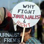#Pakistan urged to make legislation on safety of journalists.#UNESCO Read: https://t.co/Nows2EQ22m https://t.co/JAXhuZMPfj