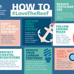 Help improve the health and resilience of the #GreatBarrierReef. #LovetheReef #corals https://t.co/oARpJQ7NtA