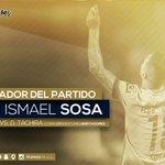 ¡Felicidades, @ismasosa18! Eres el jugador del partido. #PumasEnLibertadores https://t.co/779UYYiCXI